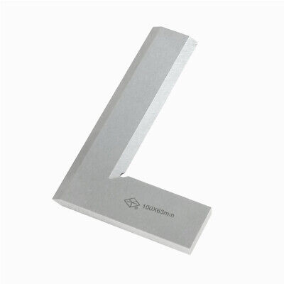 Gagging Machinist Bevel Square 90° Right Angle, High Precision Angle Ruler