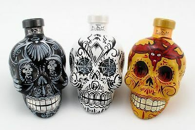 Kah Tequila Miniatures (Packof 3) 50ml
