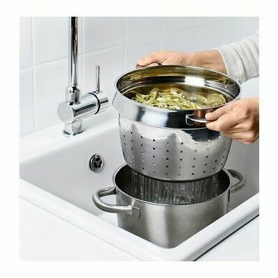 High Quality Stainless Steel Pasta Insert / Works as a colander as well