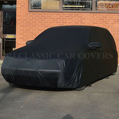 Luxury Satin with Fleece Lining Indoor Car Cover for Ford Focus RS MK1