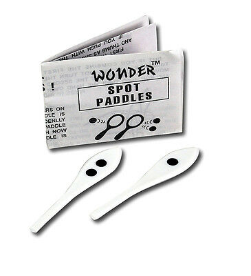 Novelty Gift #wonder Spot Paddles Magic For Party Accessory