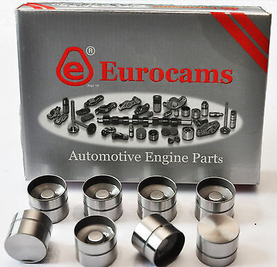Vauxhall Astra G / Mk Iv 1.4 1.6 1.8 16V Hydraulic Tappets Lifters Set 16 Pcs