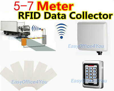 Easy Programming UHF Passive Long Distance Reader WaterProof Car Control System
