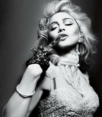 """18 Madonna Louise Ciccone - American Singer Dancer Actress 14""""x16"""" Poster"""