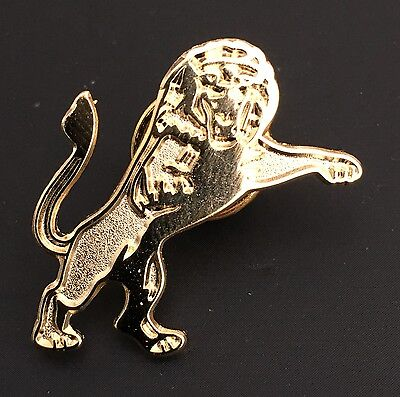 Millwall Lion Metal Badge - FREE UK P&P