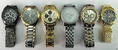 Joblot wholesale Clearance QUARTZ ORLANDO MENS WATCHES BRAND NEW