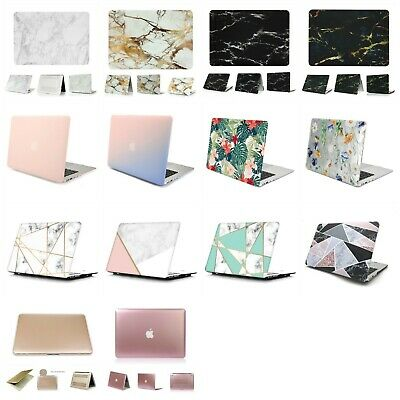 "NEW! Marble Matte Pattern Hard Case Cover Macbook Air Pro 11"" 12"" 13"" 15"" Retina"