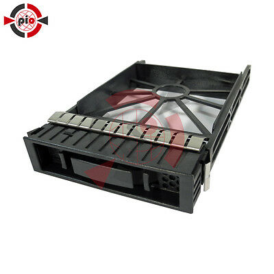 "HP 3.5"" HDD Filler Caddy / Blende HP ProLiant ML350 G5 G6 G7 P/N: 336461-001"