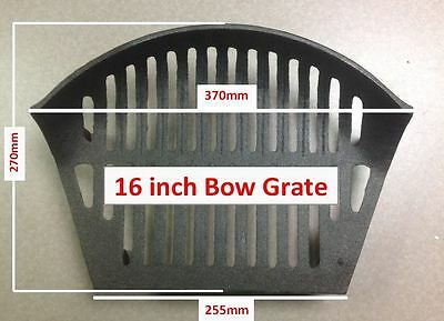 "Round Bow grate 16"" Heavy Duty"