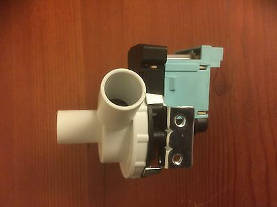SIMPSON HOOVER ELECTROLUX WASHING MACHINE DRAIN PUMP p/n 0499200049 0009