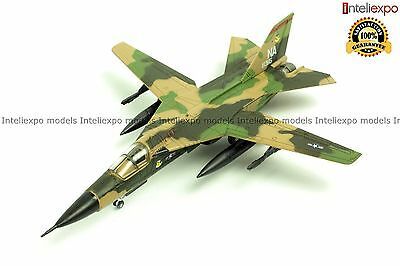 Aircraft General Dynamics F-111 A Aardvark 1972 USA Army Model Diecast New No 20