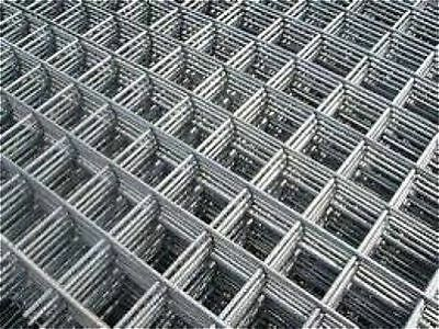 Galvanised Cage Wire 6mx900mm Long Lasting Various Different Sizes Great Value!
