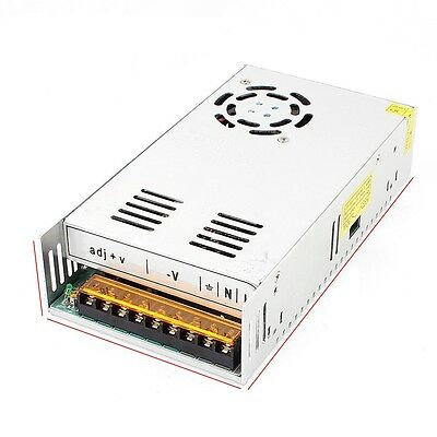 DC Inustrial Universal Regulated Switching Power Supply LED Strip CCTV & Etc Uk