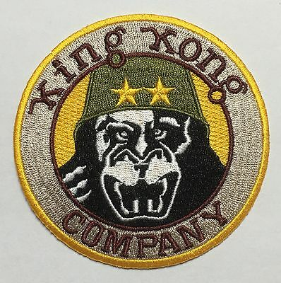 Taxi Driver Deniro Travis Bickle King Kong Company Embroidery Patch-1761