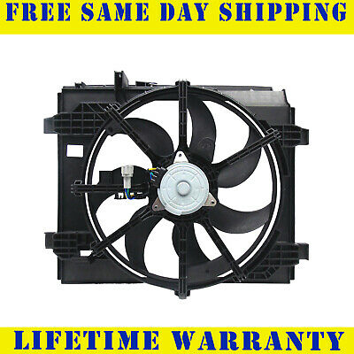 Radiator Cooling Fan For Nissan Fits Sentra 1.8 L4 4Cyl NI3115146