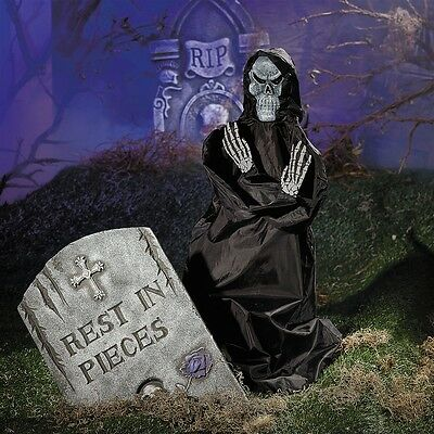 Rising From the Grave Reaper Prop, Halloween, Pop-Up