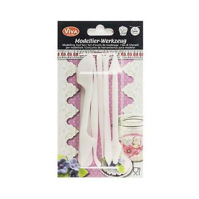 Viva Decor Clay & Sugarpaste Modelling Tools #137