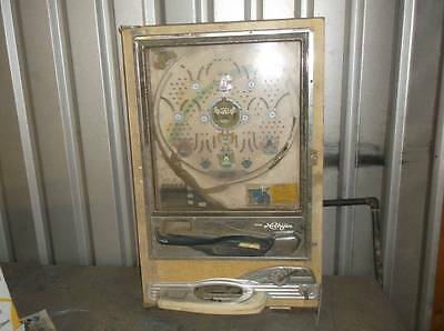 Nishjin Pachinko Machine with Balls