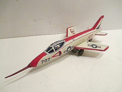 Us Air Force Jet Fighter Excellent Condition Made In Japan