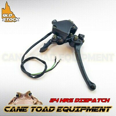 22mm Right Thumb Throttle Brake Lever 50cc 110cc 125cc ATV Quad Pit Dirt bike