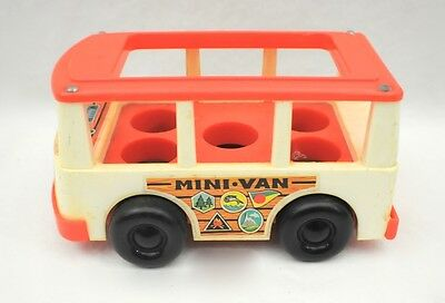Vintage Fisher Price Mini Van