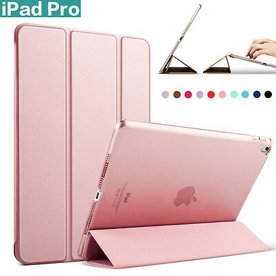"""Ultra Slim Magnetic Leather Smart Case Cover Stand for Apple iPad Pro 9.7""""/12.9"""""""