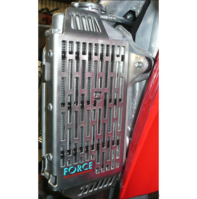 Force Accessories NEW Honda CRF250R 2016 CRF450R 2015 2016 Plain Radiator Guards