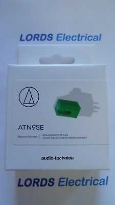 "Audio-Technica ATN95E Replacement Stylus for AT95 Cartridge ""ORIGINAL"""