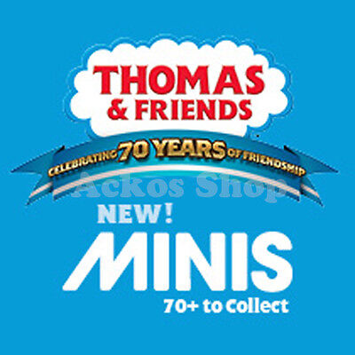 Thomas and Friends Minis NEW LOOSE TRAIN NEW 2015 2016 2017