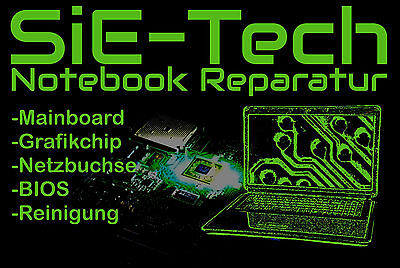 Acer Aspire 5552G Notebook Laptop Grafikchip, Chipsatz, Mainboard Reparatur
