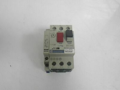 TELEMECANIQUE GV2-M06 GV2M06 manual motor starter *USED AND TESTED*
