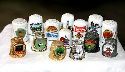 14 thimble Zoo Railroad Cedar Point Rodeo Anheuser Busch Kennedy Space Center