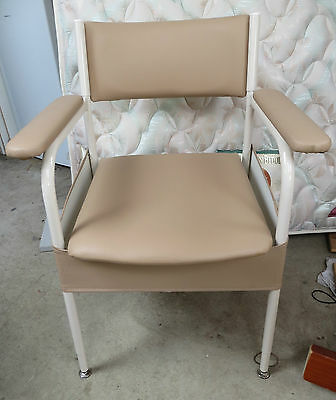 BEDSIDE COMMODE to enable Safe Mobility in the Home for Aged and Disabled Person