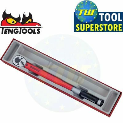 Teng 1/2in Torque Wrench Set Angular Gauge 40-200Nm TTX1292 - Tool Control Syste