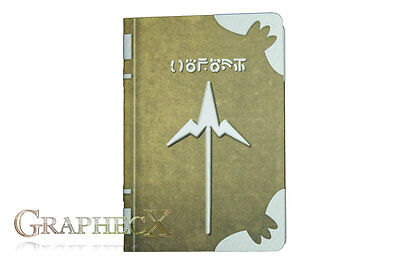 Fire Emblem Thoron Spell Tome Robin inspired personalized journal notebook
