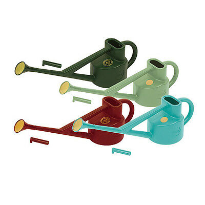 Haws 2.25 Conservatory Indoor Deluxe Outdoor Plastic Watering Can Various Colour