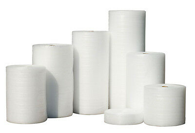Bubble Wrap Rolls SMALL Large Packing Cushioning 50m / 100m (300mm 500mm 750mm)
