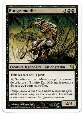 *MRM* FRENCH Ronge-moelle (Marrow-Gnawer)  MTG Pégase