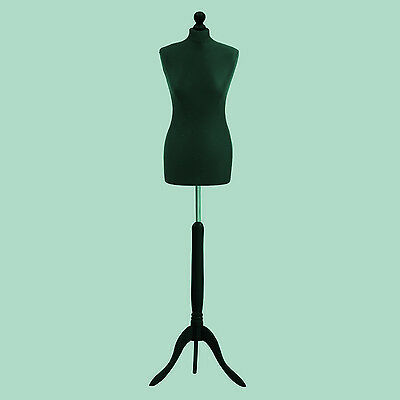 Black Female Tailors Mannequin Display Dummy For Dressmakers All Sizes