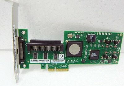 Good LSI 20320IE 320M SCSI HP SC11Xe 412911-B21 439946-001 Card Test
