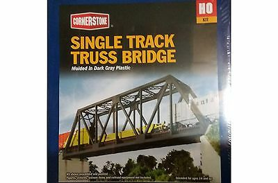 3185 Walthers Cornerstone Single Track Truss Bridge HO Scale