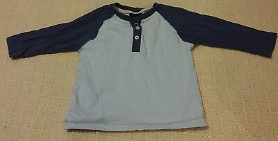 """Next"" Baby Boys Blue Top 9-12 Months"