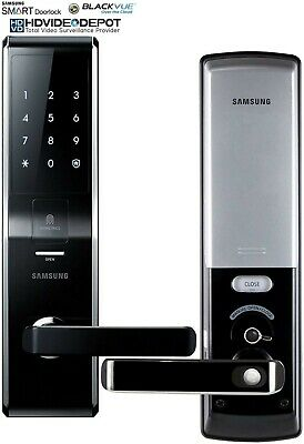 NEW SAMSUNG EZON Smart Fingerprint Digital Door Lock SHS-H705 English Version **