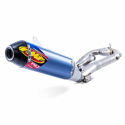 FMF NEW Yamaha YZ250F 2014-2017 WR250F Anodized Titanium 4.1 Full Exhaust System