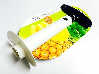 Apollo Pineapple Cutter Black And White 24 cm Quality Kitchen Tools
