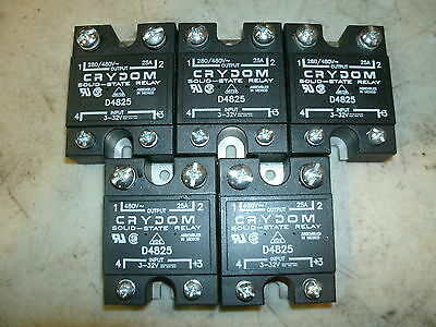 CRYDOM D4825 Solid State Relay