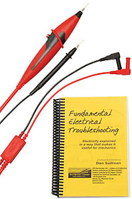 Electronic Specialties ESI 181  LOADpro® Bundle - Dynamic Test Leads and Book