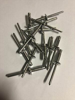 Thick Aluminium Split Rivets x 15