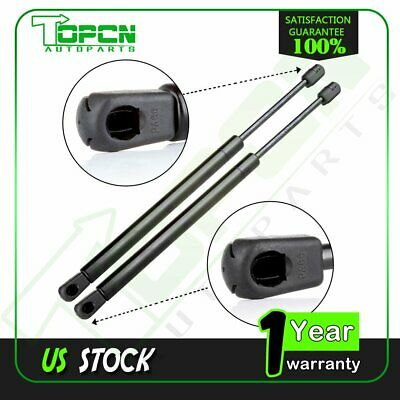2 Front Hood Lift Supports Struts Shocks Fit Nissan Murano 2003-07