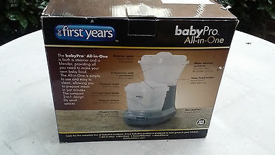 The First Years Babypro All In One Baby Food Maker- Y4626